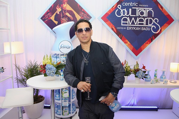 2016 Soul Train Music Awards - Frebreze Lounge : News Photo