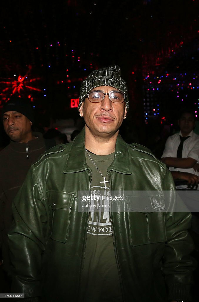 DJ <a gi-track='captionPersonalityLinkClicked' href=/galleries/search?phrase=Kid+Capri&family=editorial&specificpeople=577470 ng-click='$event.stopPropagation()'>Kid Capri</a> attends the <a gi-track='captionPersonalityLinkClicked' href=/galleries/search?phrase=Kid+Capri&family=editorial&specificpeople=577470 ng-click='$event.stopPropagation()'>Kid Capri</a> Birthday Celebration & Euro Performance at Greenhouse on February 20, 2014 in New York City.