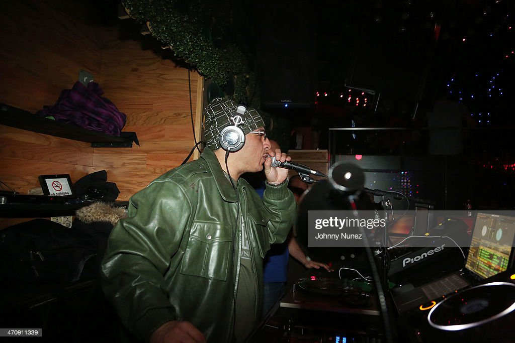 DJ <a gi-track='captionPersonalityLinkClicked' href=/galleries/search?phrase=Kid+Capri&family=editorial&specificpeople=577470 ng-click='$event.stopPropagation()'>Kid Capri</a> spins during the <a gi-track='captionPersonalityLinkClicked' href=/galleries/search?phrase=Kid+Capri&family=editorial&specificpeople=577470 ng-click='$event.stopPropagation()'>Kid Capri</a> Birthday Celebration & Euro Performance at Greenhouse on February 20, 2014 in New York City.