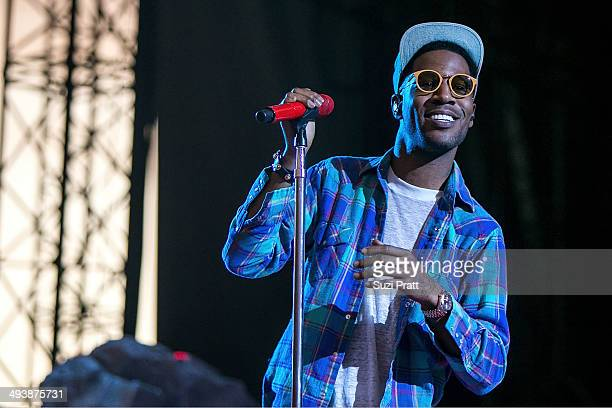 Kid Cudi performs at the Sasquatch Music Festival at The Gorge on May 25 2014 in George Washington