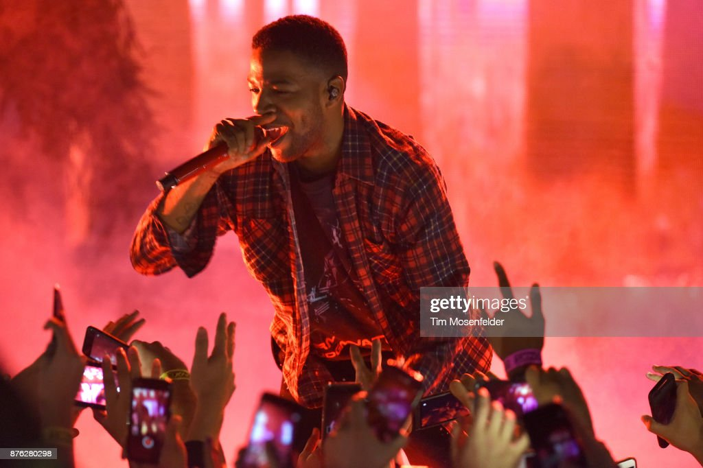 Kid Cudi Performs At The Warfield