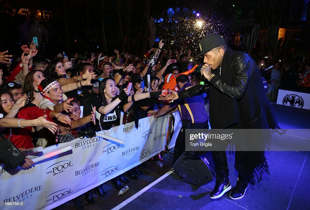 Kid ink after party getty images for Pool show new jersey