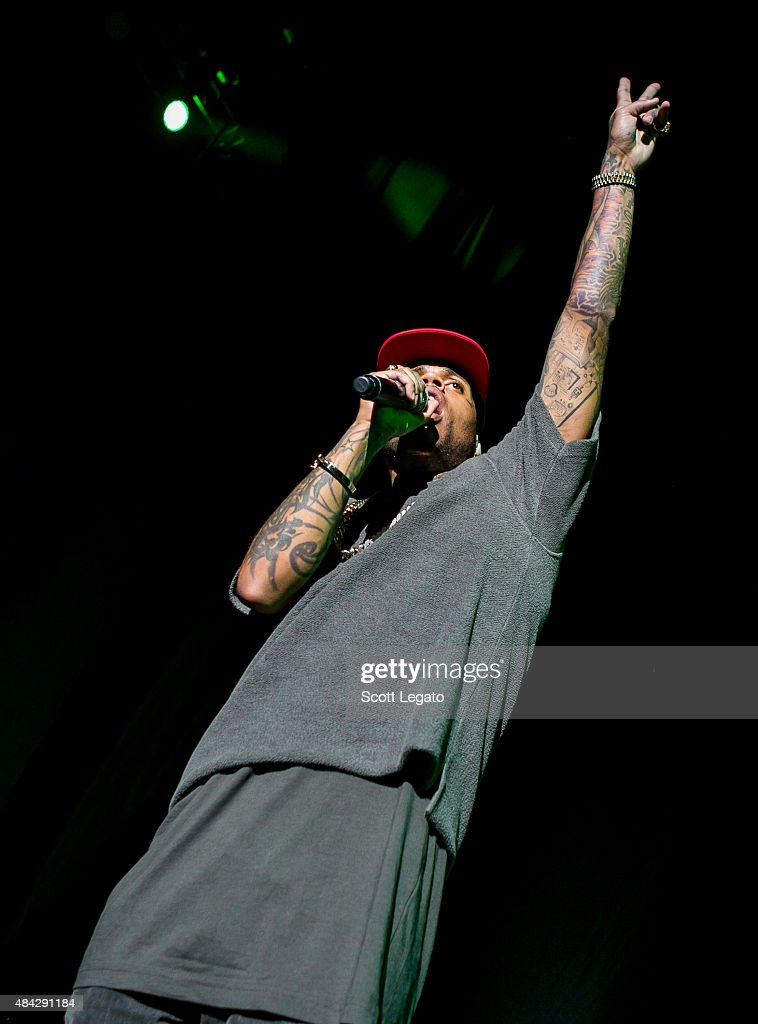 Chris Brown In Concert - Clarkston, MI
