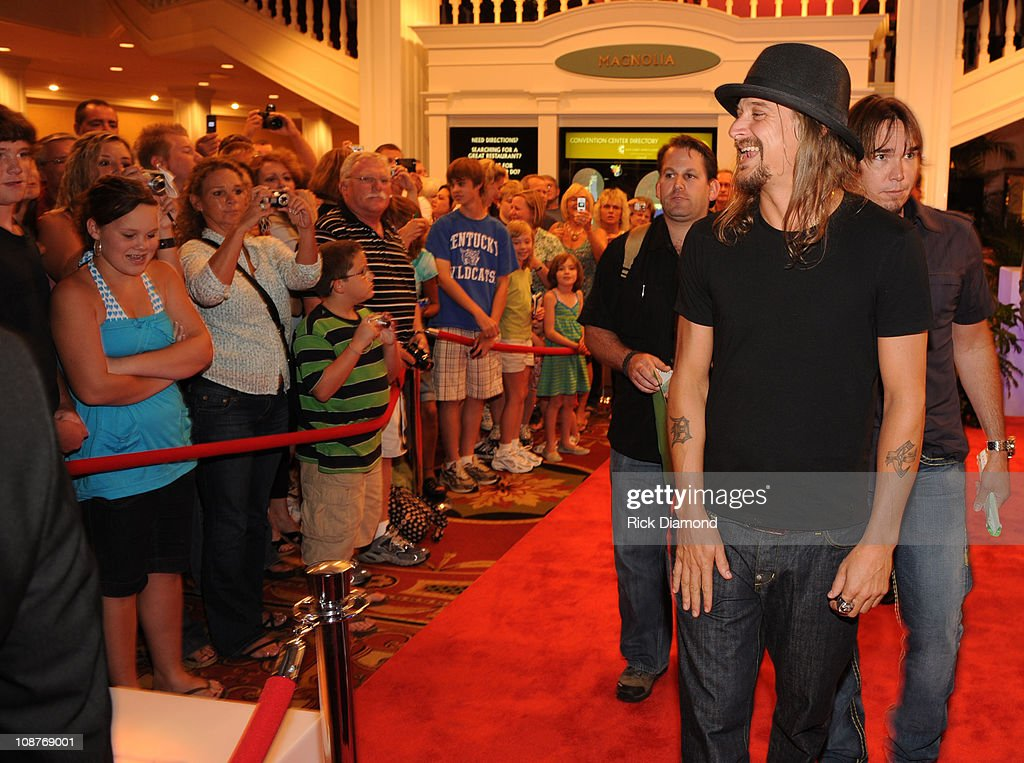Kid Rock at the opening of The New Fuse Nightclub at The Gaylord Opryland Resort, hosted by Kid Rock & Kim Kardashian in Nashville, TN. on July 13, 2008