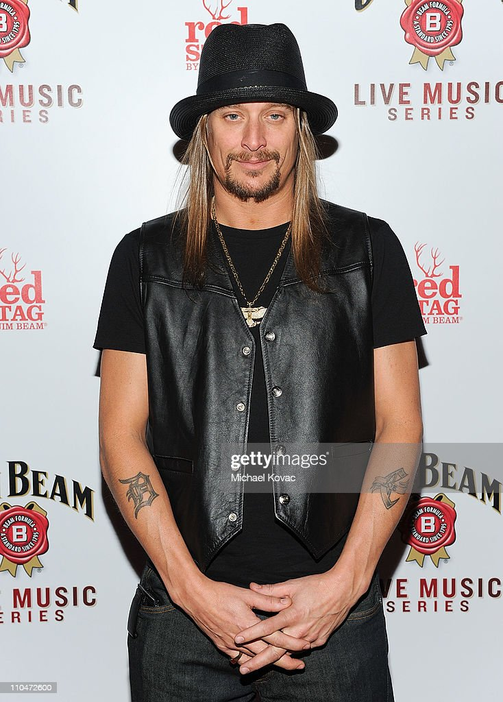 <a gi-track='captionPersonalityLinkClicked' href=/galleries/search?phrase=Kid+Rock&family=editorial&specificpeople=171123 ng-click='$event.stopPropagation()'>Kid Rock</a> launches the Jim Beam Live Music Series at South by Southwest on March 18, 2011 in Austin, TX.