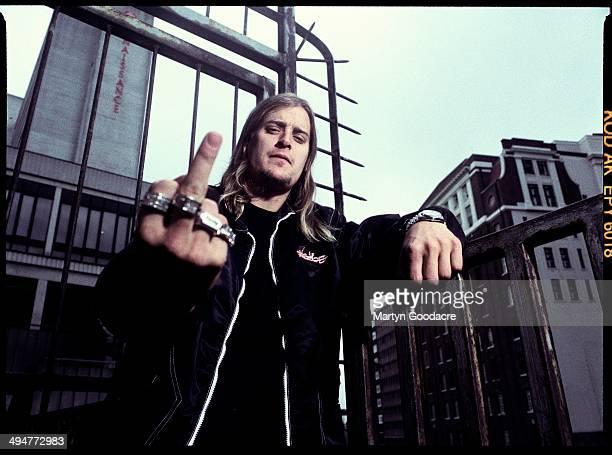 Kid Rock portrait United States 1998