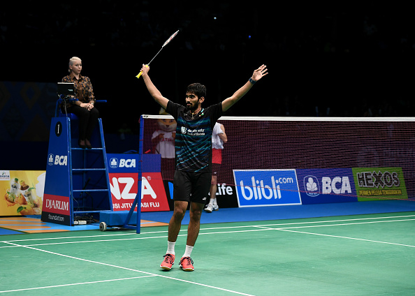 BCA Indonesia Open 2017 : News Photo