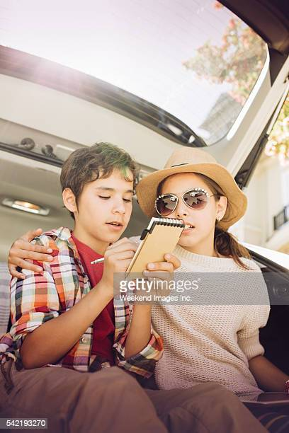 Kids and summer vacations