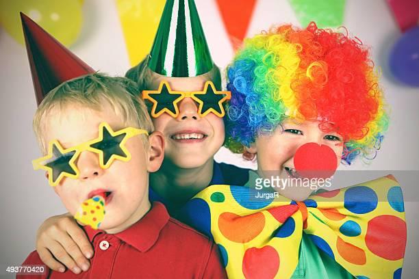Fête d'anniversaire pour enfants