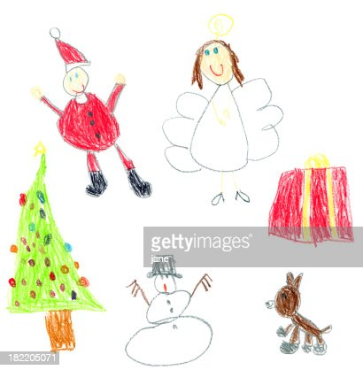 お子様用のクリスマス