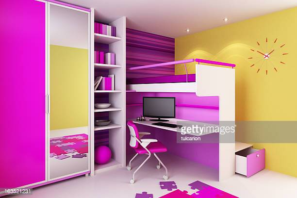 Kid's Girl's BedRoom