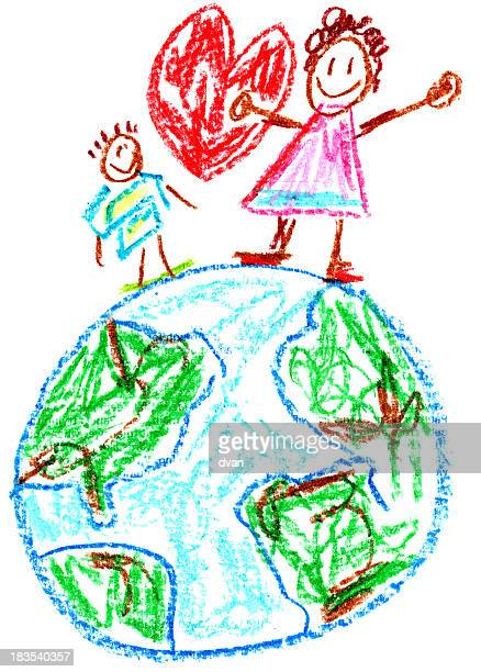 Kids Love The Earth