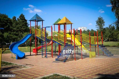 Kids park : Stock Photo