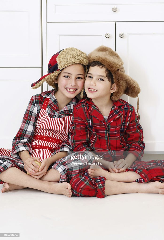 Kids portrait : Stock Photo