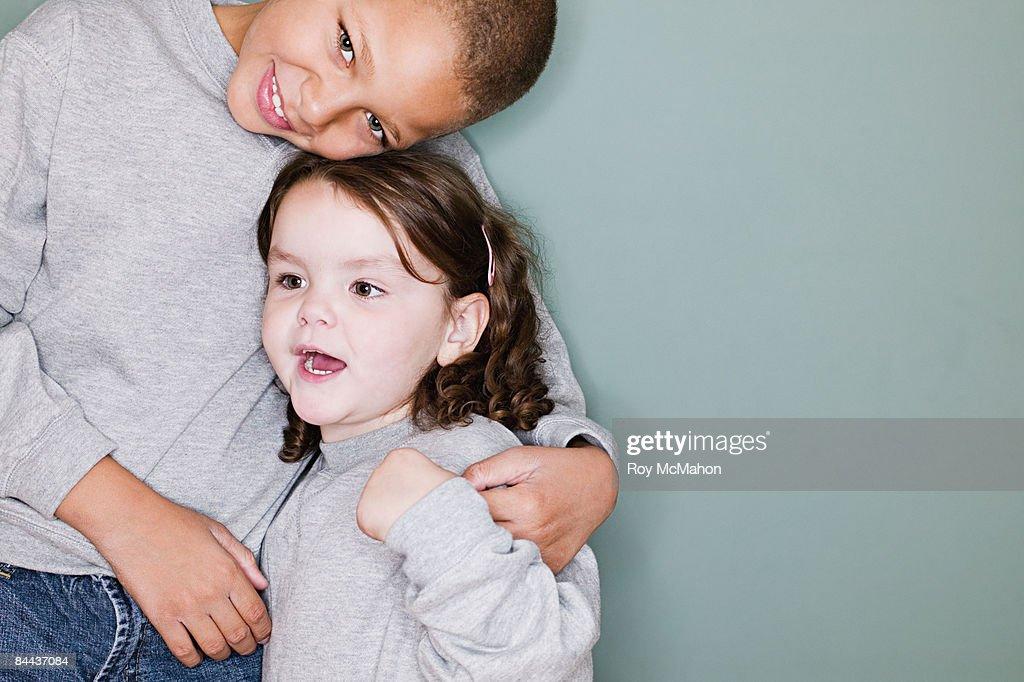kids portraits : Stock Photo