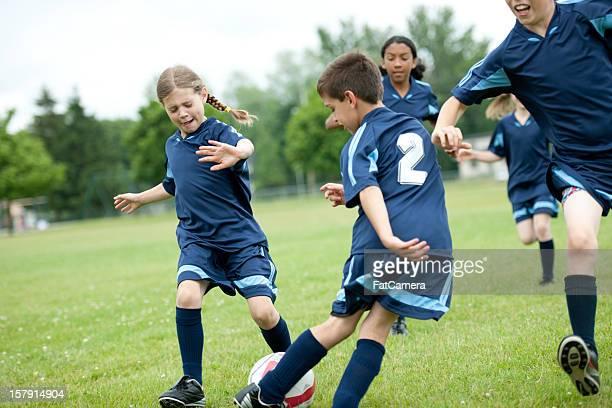 Kinder Fußball