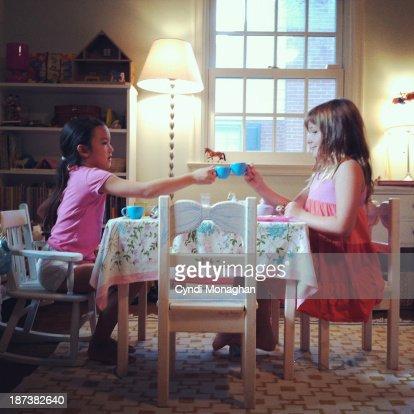 Kids' Tea Party