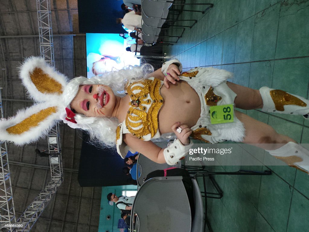 kids wear their colorful easter bunny inspired costume pictures