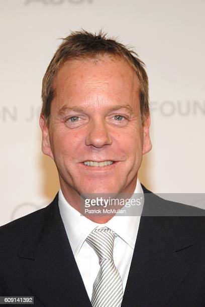Kiefer Sutherland attends 15th Annual Elton John Aids Foundation Party to Celebrate the Academy Awards at Pacific Design Center on February 25 2007...