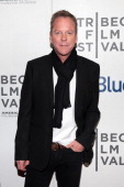 Kiefer Sutherland attends the screening of 'The Reluctant Fundamentalist' during the 2013 Tribeca Film Festival at BMCC Tribeca PAC on April 22 2013...