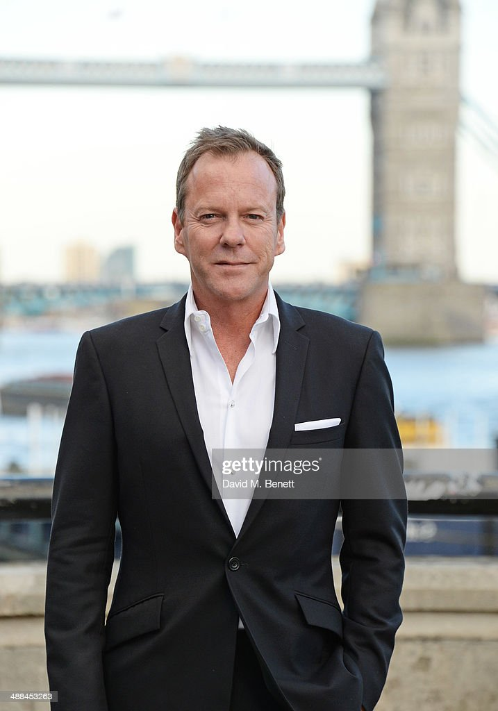 <a gi-track='captionPersonalityLinkClicked' href=/galleries/search?phrase=Kiefer+Sutherland&family=editorial&specificpeople=203142 ng-click='$event.stopPropagation()'>Kiefer Sutherland</a> attends the UK premiere of '24: Live Another Day' at Old Billingsgate Market on May 6, 2014 in London, England.