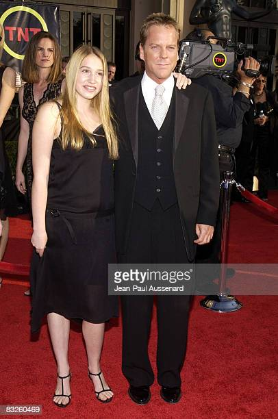 Kiefer Sutherland daughter Sarah Jude