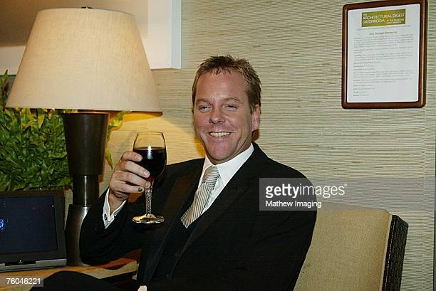 Kiefer Sutherland *Exclusive*