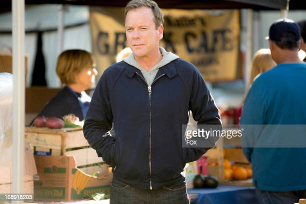 Kiefer Sutherland in the 'Fight or Flight' episode of TOUCH airing Friday May 3 2013 on FOX
