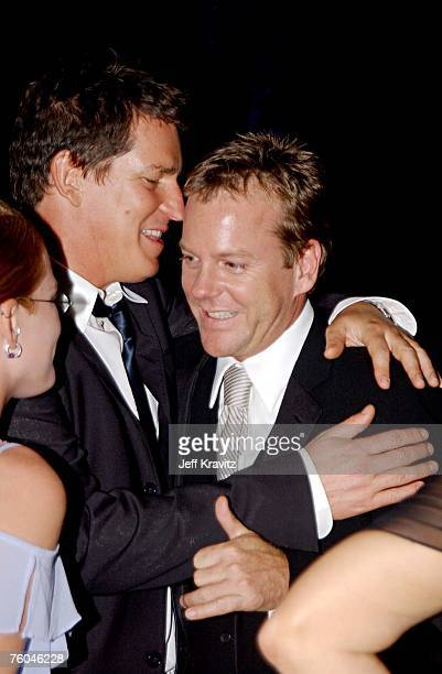 Kiefer Sutherland Stephen Hopkins