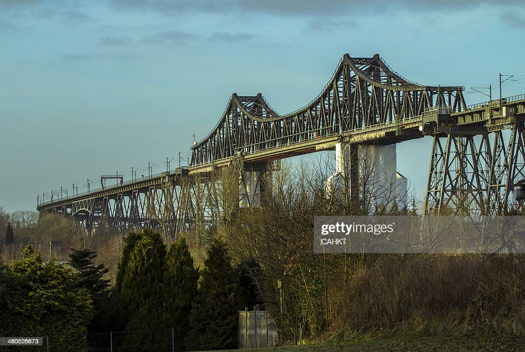 Kiel canal : Stock Photo