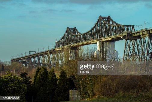 Nord-Ostsee-Kanal : Stock-Foto
