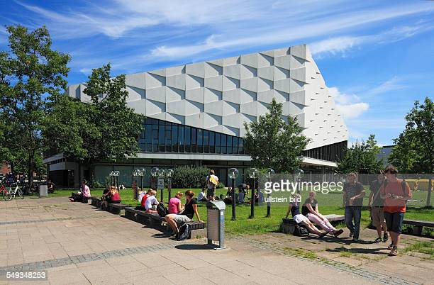 Kiel ChristianAlbrechts University Campus Audimax Auditorium Maximum students