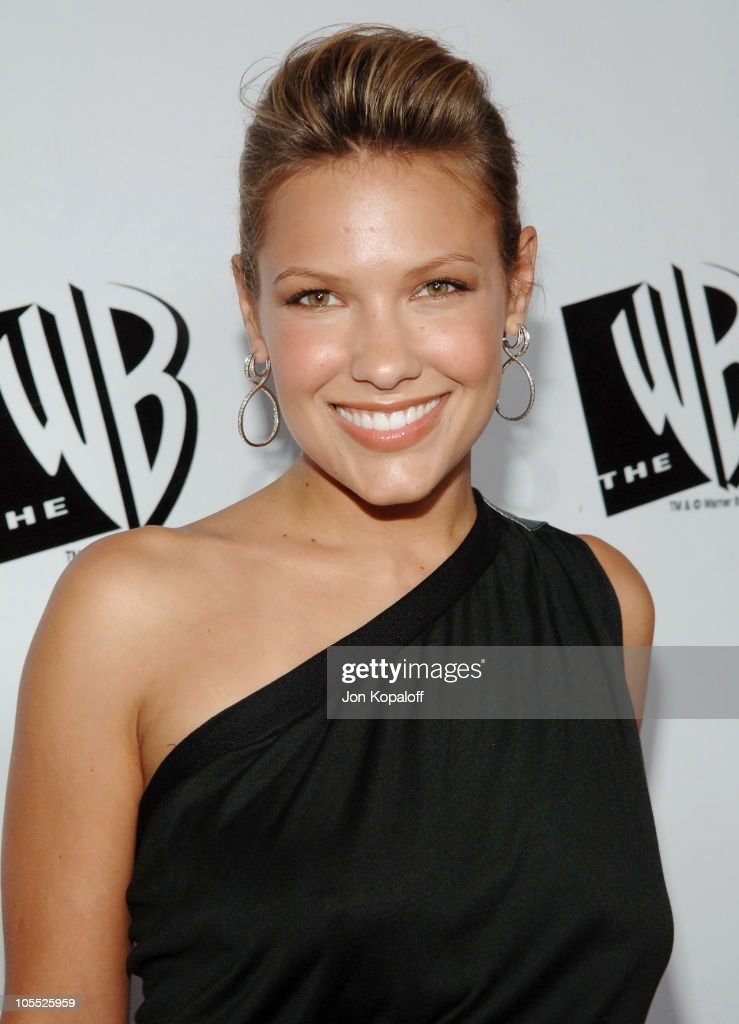 Kiele Sanchez during 2005 WB Network's All Star Celebration Arrivals at The Cabana Club in Hollywood California United States
