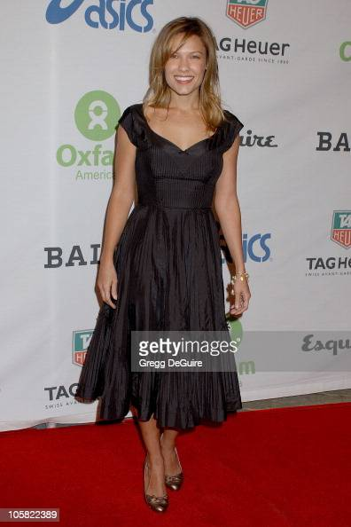 Kiele Sanchez during Esquire House 360 Hosts Annual Cocktail Party for Oxfam Arrivals at Esquire House 360 in Beverly Hills California United States