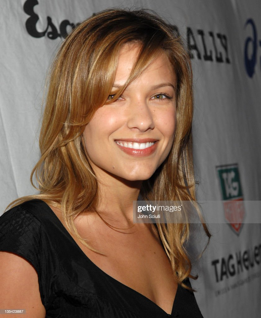 Kiele Sanchez during Esquire House 360 Hosts Annual Cocktail Party for Oxfam Red Carpet at Esquire House in Beverly Hills California United States