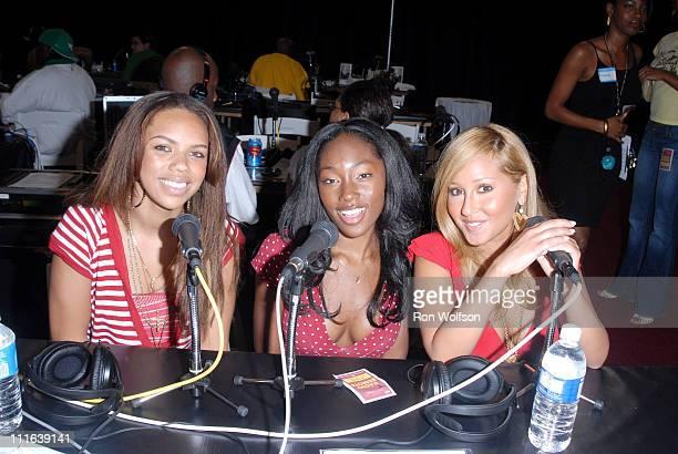 '3LW' Kiely Williams Jessica Benson and Adrienne Bailon
