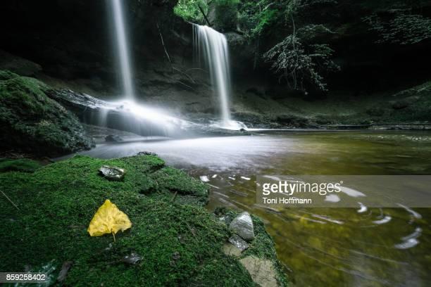 Kienbachtal Waterfall at Andechs