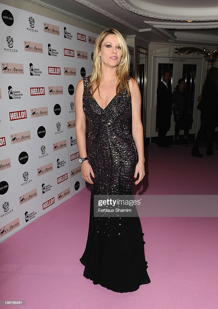 Kiera Chaplin attends The Amy Winehouse Foundation Ball on November 20, 2012 in London, England.