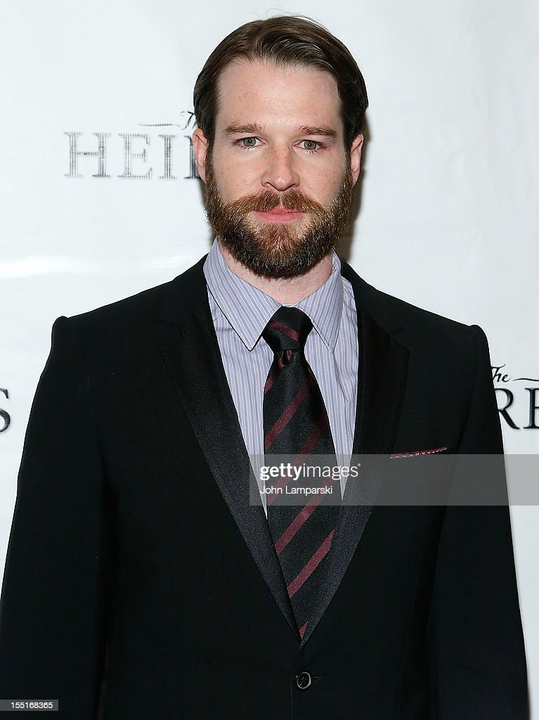 Kieran Campion attends the after party following the Broadway revival opening night of 'The Heiress' at The Edison Ballroom on November 1, 2012 in New York City.