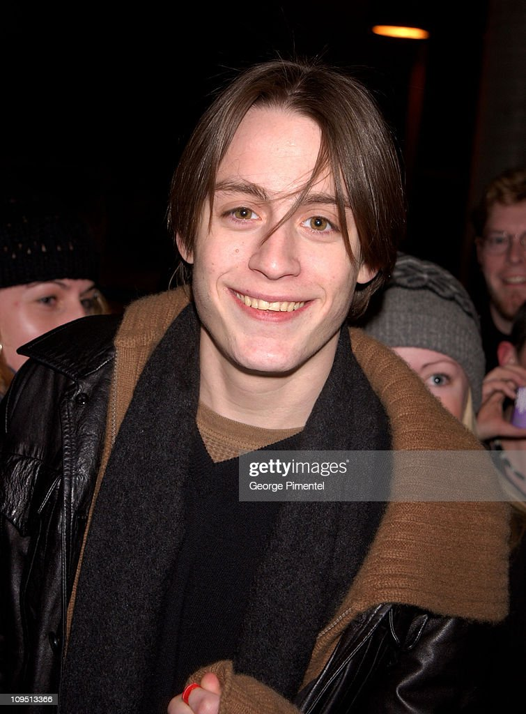 Kieran Culkin during 2002 Sundance Film Festival - 'Dangerous Lives Of Altar Boys' Premiere at Eccles Center For The Performing Arts in Park City, Utah, United States.