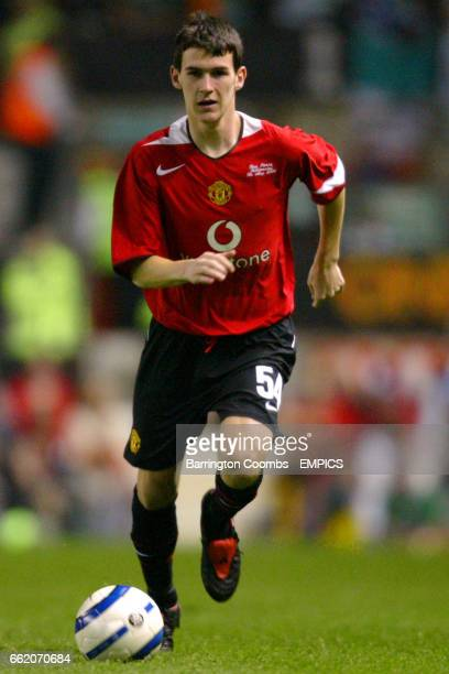 Kieran Lee Manchester United