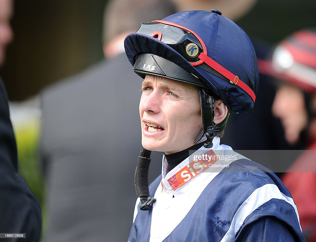 Kieran O'Neill at Ascot racecourse on May 10, 2013 in Ascot, England.