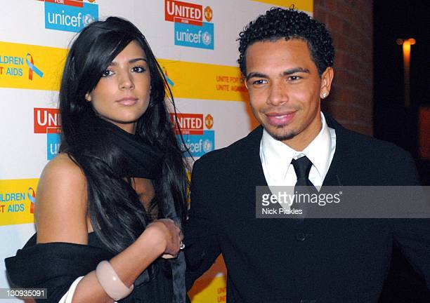 Kieran Richardson during United for UNICEF Gala Dinner Arrivals at Old Trafford Manchester United Football Club in Manchester Great Britain