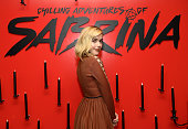 """Netflix's """"The Chilling Adventures of Sabrina"""" Q&A and..."""