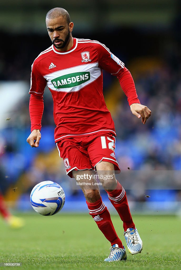 Ipswich Town v Middlesbrough - npower Championship