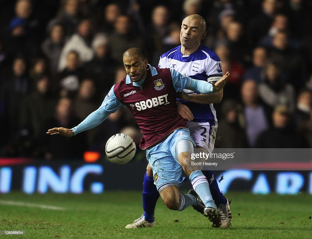 Birmingham City v West Ham United - Carling Cup Semi Final Second Leg
