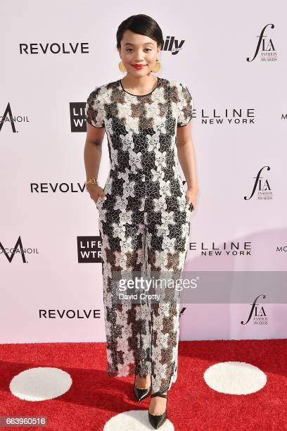 Kiersey Clemons attends the Daily Front Row's 3rd Annual Fashion Los Angeles Awards Arrivals at Sunset Tower Hotel on April 2 2017 in West Hollywood...