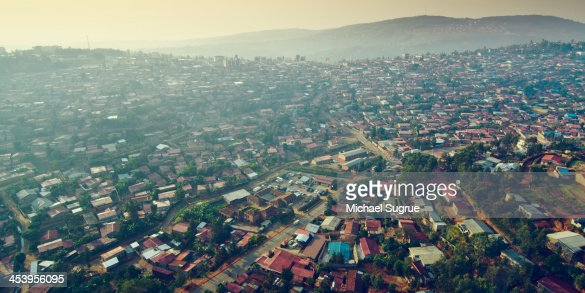Kigali Rwanda : Stock Photo
