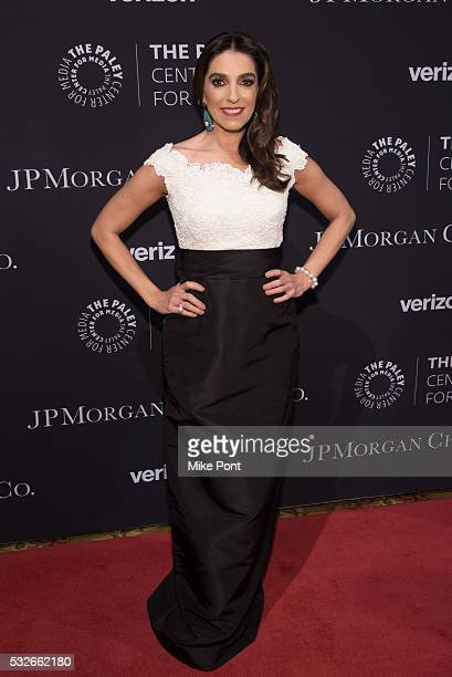 Kika Rocha attends the 2016 Paley Center for Media's Tribute To Hispanic Achievements In Television at Cipriani Wall Street on May 18 2016 in New...