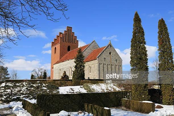 Kildebroende Landsby Kirke parish church